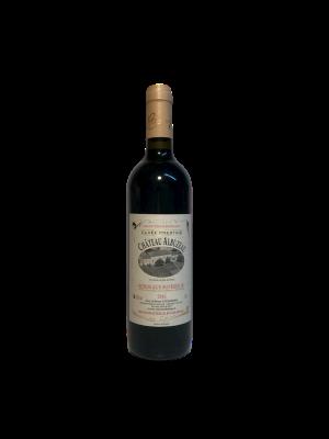 Bordeaux Rouge_Prestige_2016 - Château Albuzeau à Sablons