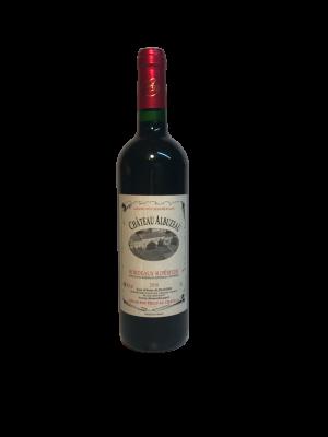 Bordeaux _supérieur_2016 Château Albuzeau à Sablons
